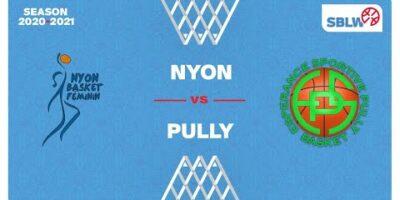 SB League Women - Day 16: NYON vs. PULLY