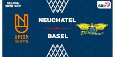 SBL 20/21 Highlights - Union Neuchâtel Basket vs. Starwings Basket