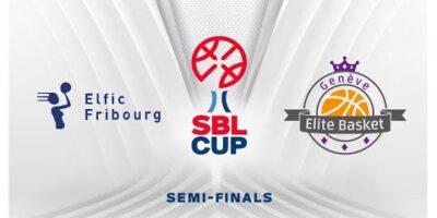 SBL CUP WOMEN - 1/2: FRIBOURG vs. GENÈVE