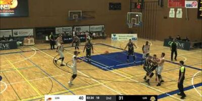 Lions de Genève vs. Lugano Tigers - Game Highlights