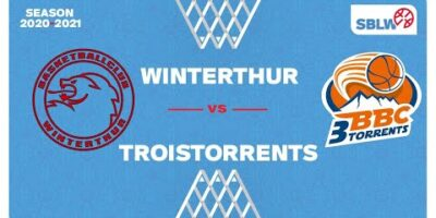 SB League Women - Day 15: WINTERTHUR vs. TROISTORRENTS