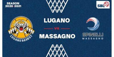 SB League - Day 18: LUGANO vs. MASSAGNO