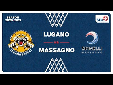 SB League – Day 18: LUGANO vs. MASSAGNO