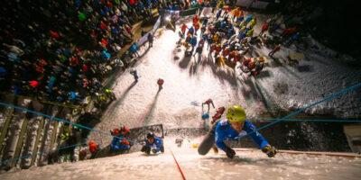 UIAA Ice Climbing World Youth Championships - Boulder Finals, Tyumen (RUS)