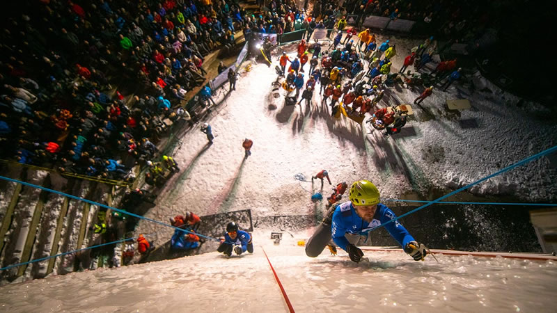 UIAA Ice Climbing World Youth Championships – Boulder Finals, Tyumen (RUS)