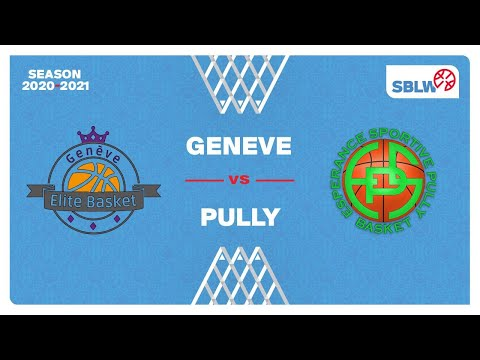 SB League Women – Day 15: GENEVE vs. PULLY