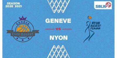 SB League Women - Day 17: GENEVE vs. NYON