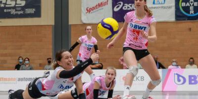 Volleyball Cup 1/2-Final: Sm'Aesch Pfeffingen - VC Kanti Schaffhausen