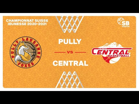 U17 NATIONAL M – Day 4: PULLY vs. SWISS CENTRAL