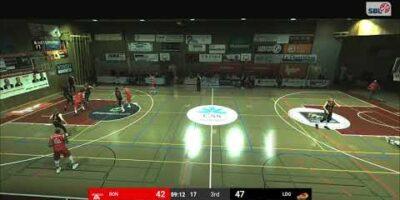 BC Boncourt vs. Lions de Genève - Game Highlights