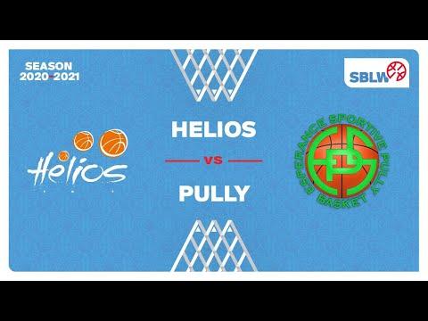 SB League Women – Day 20: HELIOS vs. PULLY