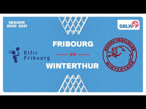 SB League Women – Day 20: FRIBOURG vs. WINTERTHUR