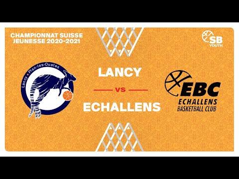 CSJC U13F : LANCY vs. ECHALLENS