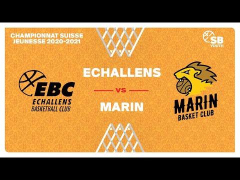 CSJC U13F : ECHALLENS vs. MARIN