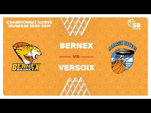 CSJC U20M : BERNEX vs. VERSOIX