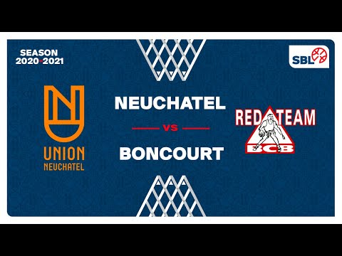 SB League – Day 22: NEUCHATEL vs. BONCOURT