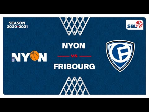 SB League – Day 22: NYON vs. FRIBOURG