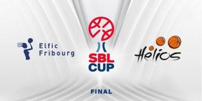 SBL CUP WOMEN FINAL : FRIBOURG vs. HELIOS