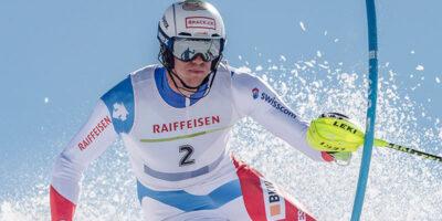 Ski Alpin Schweizer Meisterschaften, Riesenslalom Frauen 2. Lauf, Zinal VS