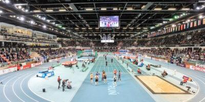 Leichtathletik EM Halle, 4. Tag Abend, Torun (POL)