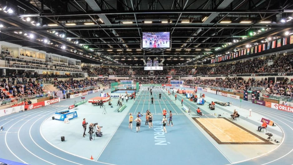 Leichtathletik EM Halle, 1. Tag, Torun (POL)