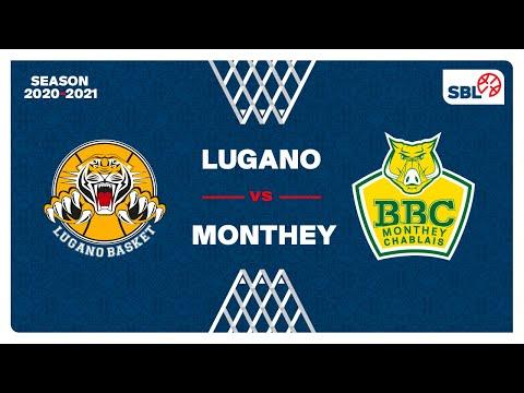 SB League – Day 22: LUGANO vs. MONTHEY