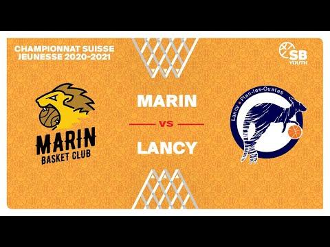 CSJC U13F : MARIN vs. LANCY
