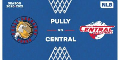 NLB - Day 4: PULLY LAUSANNE vs. CENTRAL