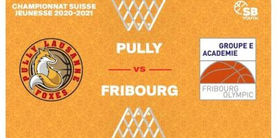 U17 NATIONAL M - Day 7: PULLY vs. FRIBOURG