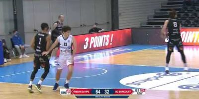 Fribourg Olympic vs. BC Boncourt - Game Highlights