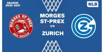 NLB - Day 4: MORGES vs. ZURICH