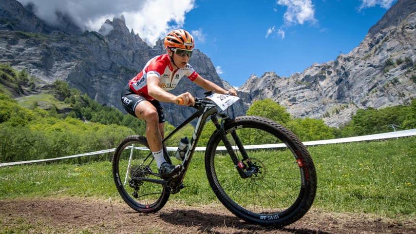 PROFFIX Swiss Bike Cup #1, Elite Männer, Leukerbad VS