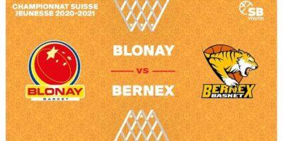 CSJC U17F : BLONAY vs. BERNEX