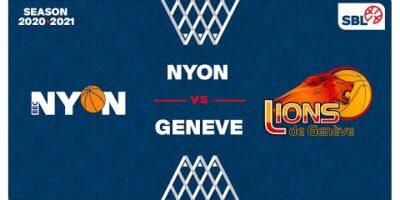 SB League - Day 26: NYON vs. GENEVE