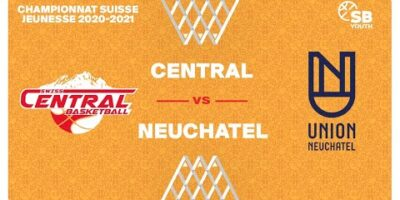U17 NATIONAL M - Day 5: SWISS CENTRAL vs. NEUCHÂTEL
