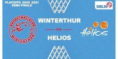 SB League Women - Playoff 1/2: WINTERTHUR vs. HÉLIOS