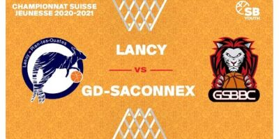 CSJC U17F : LANCY vs. GRAND-SACONNEX