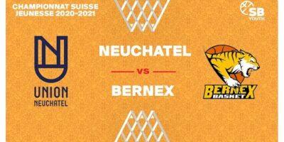 CSJC U20M : NEUCHÂTEL vs. BERNEX