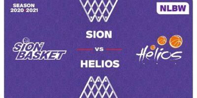 NLB Women - Day 4: SION vs. HELIOS