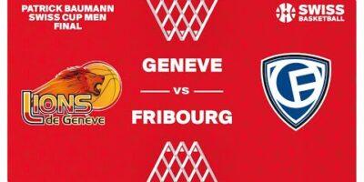 PATRICK BAUMANN SWISS CUP MEN 2021 - GENÈVE vs. FRIBOURG