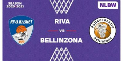 NLB Women - Day 4: RIVA vs. BELLINZONA