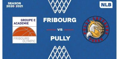 NLB - Day 5: FRIBOURG vs. PULLY LAUSANNE