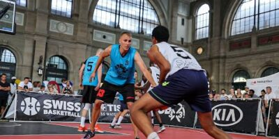 3X3 SWISS TOUR 2021 - STAGE 1 (FRIBOURG)