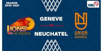 SB League - Day 27: GENEVE vs. NEUCHATEL