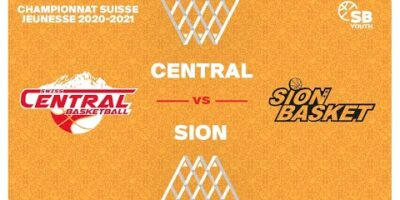 U17 NATIONAL M - Day 9: SWISS CENTRAL vs. SION