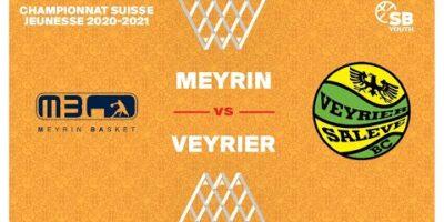 CSJC U20M : MEYRIN vs. VEYRIER-CHÊNE