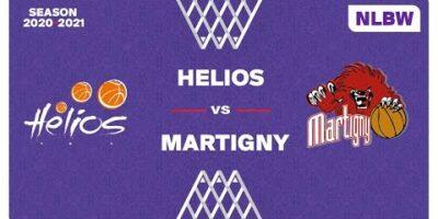 NLB Women - Day 9: HELIOS vs. MARTIGNY