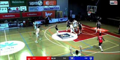 BC Boncourt vs. Fribourg Olympic - Game Highlights