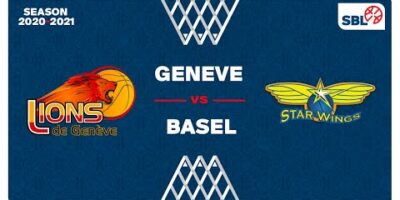 SB League - Day : GENEVE vs. STARWINGS