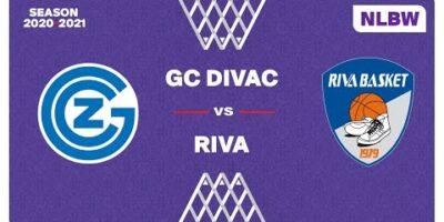 NLB Women - Day 5: GC DIVAC vs. RIVA